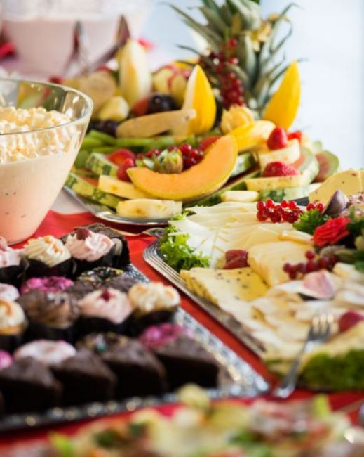 Firmen-Catering und Event-Catering