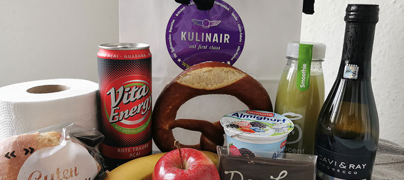 Kulinair - Lunch-Paket Corona-Care