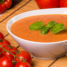 Tomatensuppe Turin